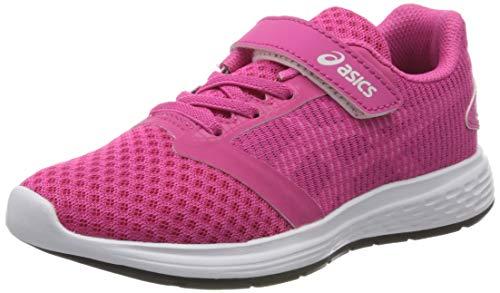 ASICS Unisex-Kinder Patriot 10 PS Laufschuhe, Pink (pink 1014A026-500), 35 EU