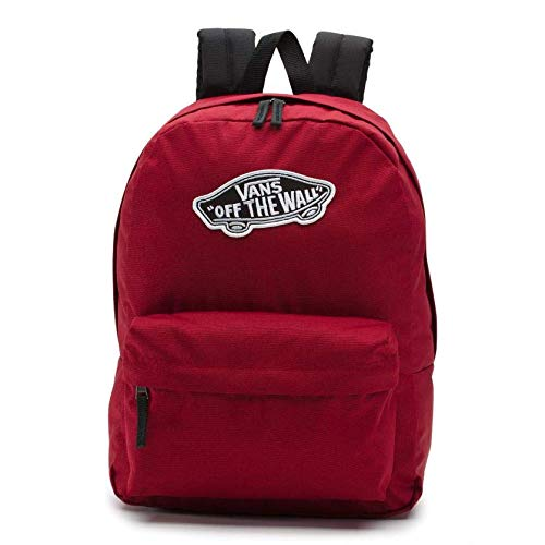 Vans REALM BACKPACK Zaino Casual 42 Centimeters 22 Rosso (Biking Red)
