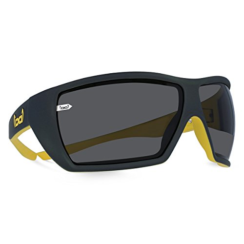 gloryfy unbreakable eyewear Sonnenbrille G12 moonshiner, blau gelb