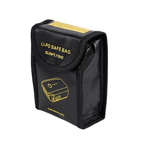 Preisvergleich Produktbild Anbee Li-Po Akku Feuerfest Schutztasche Safe Guard für DJI Mavic Pro Drohne Batterie
