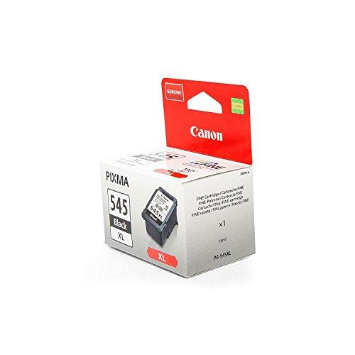 Original Tinte kompatibel zu Canon Pixma MG 3051, PG545XL, PG-545XL 8286B001, Premium Drucker-Patrone, Schwarz, 400 Seiten, 15 ml