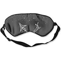 Comfortable Sleep Eyes Masks Fish Pattern Sleeping Mask For Travelling, Night Noon Nap, Mediation Or Yoga preisvergleich bei billige-tabletten.eu