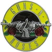 'Fibbia di Cintura, Accessori di motociclista tema Hard Rock–Heavy Metal