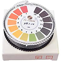 Papier indicateur pH 1-14, 'Hecht'
