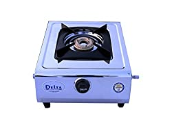 Delta Stainless Steel Single Burner Supreme Gas Stove 1005