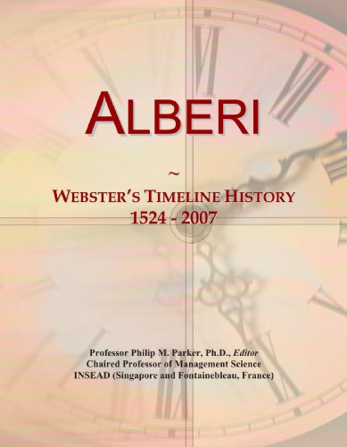 alberi-websters-timeline-history-1524-2007