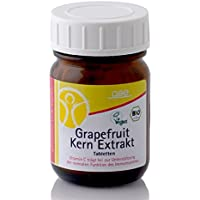 grapefruit kern extrakt bio tabletten 75 St preisvergleich bei billige-tabletten.eu