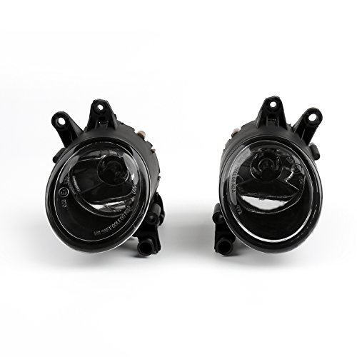 Areyourshop Nebelscheinwerfer für Au-di A4 S4 B6 RS4, vorne links und rechts, 1 Paar