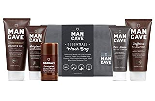 ManCave Essentials Wash Bag Set - Amazon Exclusive (B07FB4W5TM) | Amazon price tracker / tracking, Amazon price history charts, Amazon price watches, Amazon price drop alerts