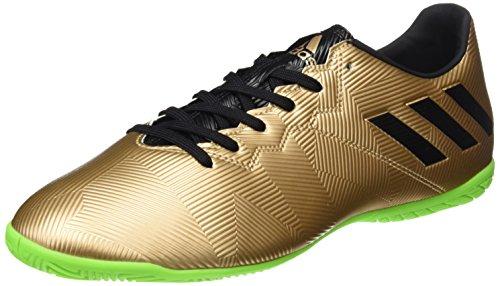 adidas Messi 16.4 in, Scarpe da Calcio Uomo Marrone (Bronzo/Cobmet/Negbas/Versol)