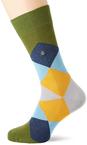Burlington Damen Queen Socken,, per pack Mehrfarbig (grape 8711), 36/41 (Herstellergröße: 36-41)