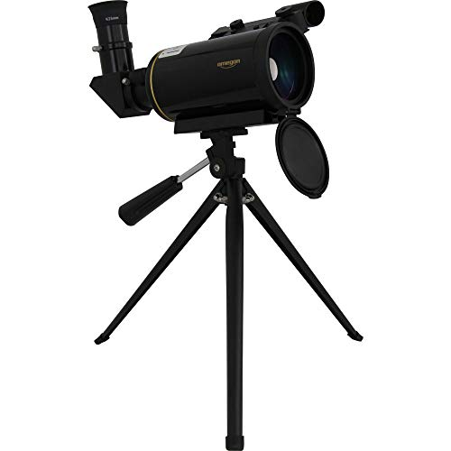 Omegon Telescopio Maksutov MightyMak 60 buscador LED