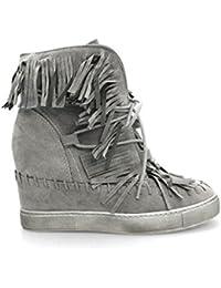 f383463f1e Amazon.it: CON - Includi non disponibili / Sneaker / Scarpe da donna ...