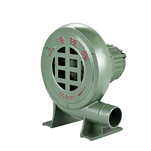 Kreisel Elektrisches GebläSe,  Industrie-Pumpe Fan, Manueller Schmiede Eisen-Gang, FüR Barbecue Combustion Inflatable Castle Aufblasbare Trampoline, 60w-550w (Kreisel - Grill)