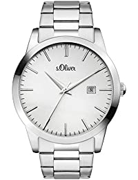 s.Oliver Time Herren-Armbanduhr SO-3395-MQ