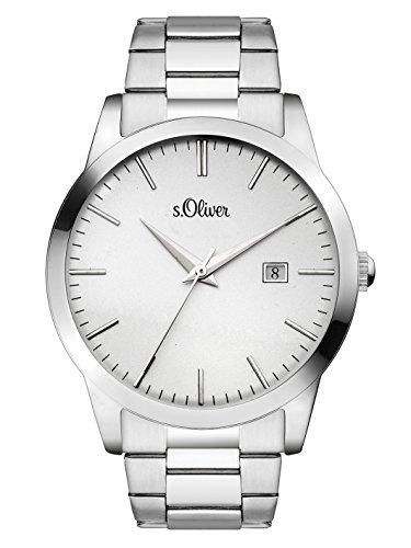 Men's Mq S 3395 Time Watch oliver So Aj354LcRq