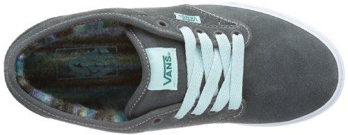 Vans W ATWOOD (SUEDE) IRON GA VUDMAJE Damen Sneaker Grün (Green)