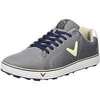 Callaway Delmar Ballistic Zapatillas de Golf, Hombre, Gris (Grey), 43 EU
