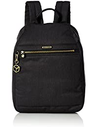 Hedgren Inner City Avenue Mochila, 35 cm, Jet Black