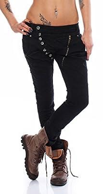 SKUTARI Women - Harem Jeans Women Denim Trousers