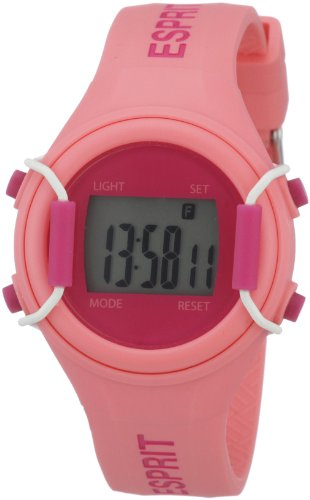 Esprit Mädchenuhr Sports Star Quarz Digital Es900624004