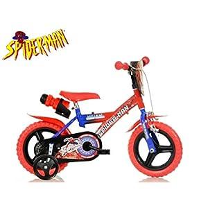 41We6aqX2OL. SS300 Cicli Puzone Bici 12 Spiderman Dino Bikes 123 GLN-SA