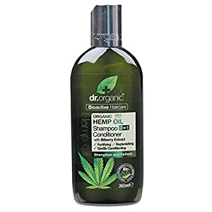 DR ORGANIC Hemp 2 in 1 Shampoo and Conditioner, 0....
