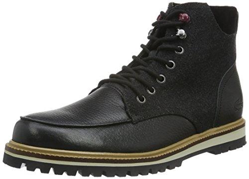 Lacoste Montbard Boot 316 2, Bottes Classiques homme Noir - Schwarz (Blk 024)