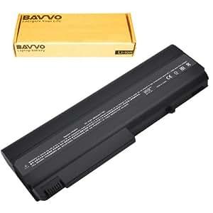 Bavvo - Batterie d'Ordinateur Portable 9-cellules pour HP/Compaq 443885-001 HSTNN-IB05 PB994A ej092aa hstnn-cb49 hstnn-db28
