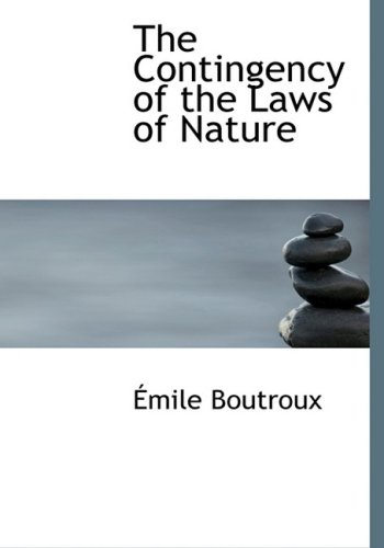 The Contingency of the Laws of Nature
