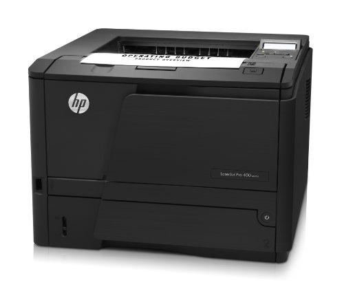 HP LaserJet Pro 400 M401d Mono Laserdrucker (A4, Drucker, USB,  1200x1200) (Farb-laser-drucker Modell)