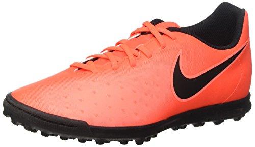 Nike Magistax Ola Ii Tf, pour les Chaussures de Formation de Football Homme Rouge (Total Crimson/black/bright Mango)