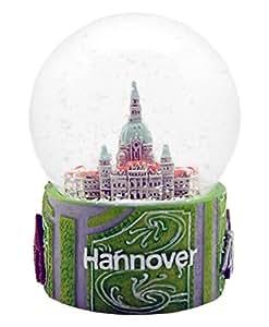 Schneekugel souvenir hannover rathaus no 30024 for Souvenir hannover