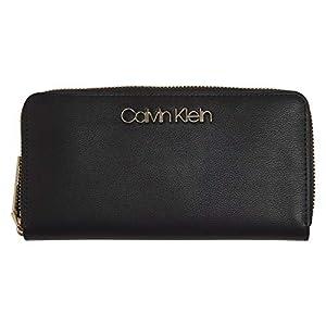 Calvin Klein Ck Must Large Ziparound Womens Purse