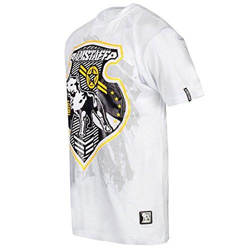 Amstaff T-Shirt Razar Weiß