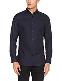 SELECTED HOMME Herren Businesshemd Shdonesel-ZIL Shirt LS STS