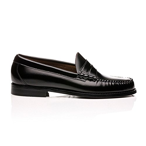 ther Loafers Black - 43 EU (Bass Weejuns Herren Schuhe)