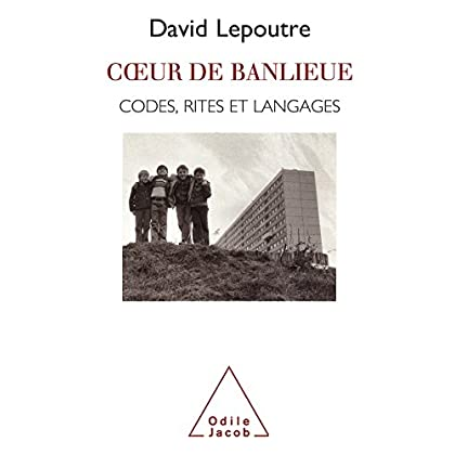 Cœur de banlieue: Codes, rites, et langages (Document)