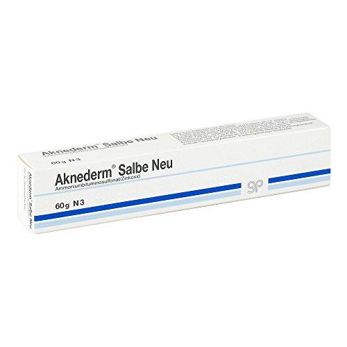 Aknederm Salbe Neu 60 g -