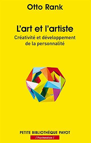 l-39-art-et-l-39-artiste-crativit-et-dveloppement-de-la-personnalit