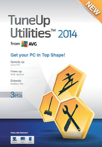TuneUp Utilities 2014 - 3 User (PC) Test
