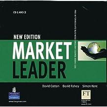 Market Leader Pre-intermediate New Edition. 2 Class CDs