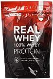 Prozis 100% Real Whey Protein 400 g: Suplemento puro en polvo. Disfruta del batido con sabor a Galletas y crema más delicioso del mercado. Con un perfil completo de aminoácidos y rico en BCAA. 16 D