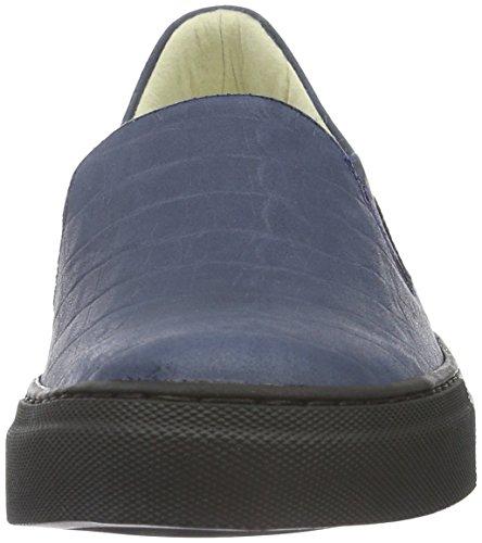 Jonny`s Vegan Damen Luigina Sneakers, Blau (Marino 1), 40 EU - 4