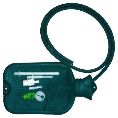 Irrigator Spritze (KLISTIER Einlauf Set Intimdusche Analdusche Klisma Gummi Birne 3Liter Esmarch)
