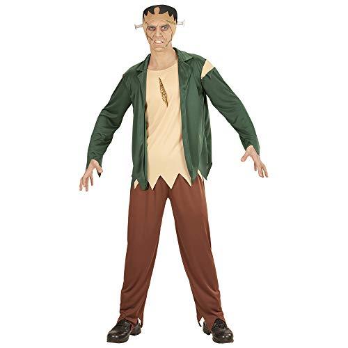 Widmann 08714 Erwachsenen Kostüm Monster, mens, XL