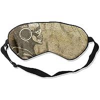 Sleep Eye Mask Skull Music Lightweight Soft Blindfold Adjustable Head Strap Eyeshade Travel Eyepatch E2 preisvergleich bei billige-tabletten.eu