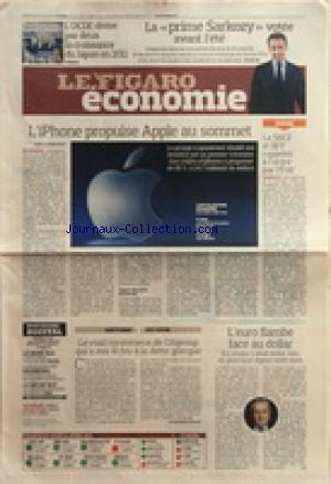 figaro-economie-le-no-20752-du-22-04-2011-liphone-propulse-apple-au-sommet-leuro-flambe-face-au-doll