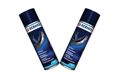 2x Berner Reifenschaum 500ml Gummischaum Reifenpflege Gummipflege Activ
