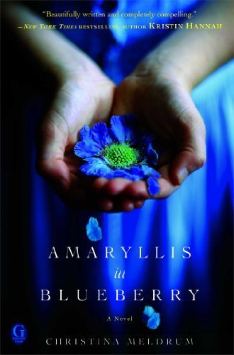 Amaryllis in Blueberry by Meldrum, Christina (2011) Paperback